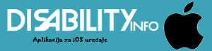 DisabilityINFO aplikacija za iOS uređaje